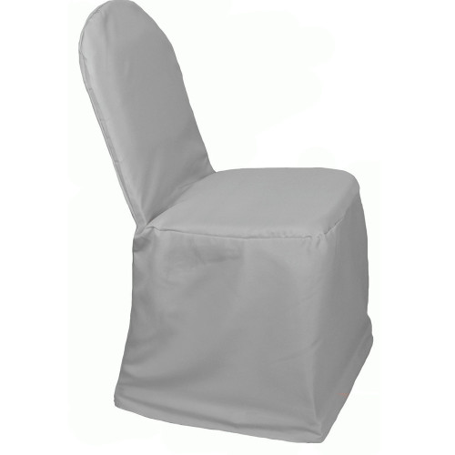Polyester Chair Cover Gray