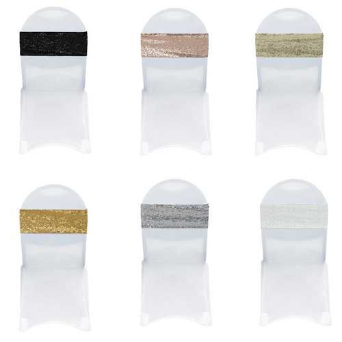 Spandex Glitz Sequin Band Sample Pack