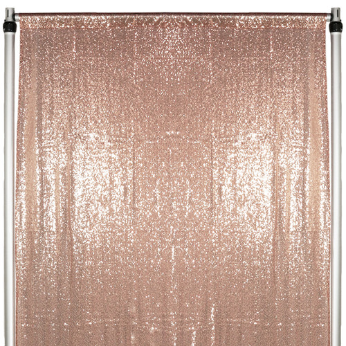 full blush glitz drape
