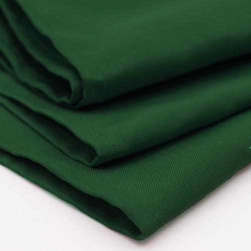 Polyester Hunter Green Swatch