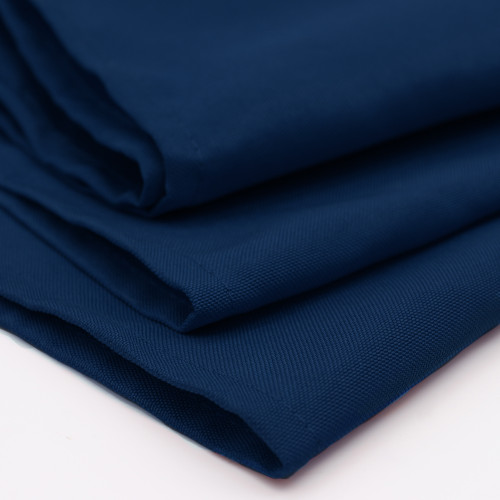 Polyester Navy Blue Swatch