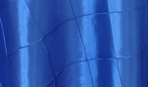 120 Inch Pintuck Taffeta Round Tablecloth Royal Blue