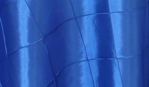 Swatch Pintuck Royal Blue