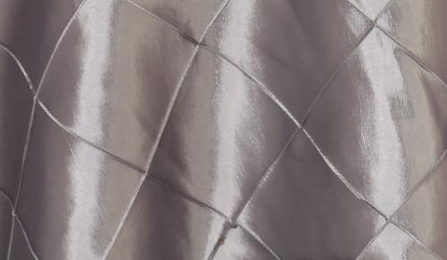 Swatch Pintuck Dark Silver