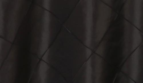 Swatch Pintuck Black