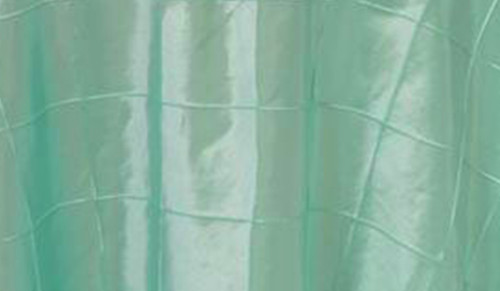 120 Inch Pintuck Taffeta Round Tablecloth Tiffany