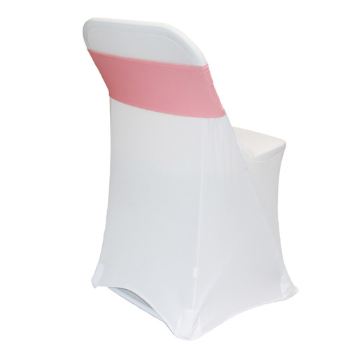 Spandex Chair Sashes Coral