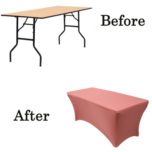 coral lifetime folding table covers
