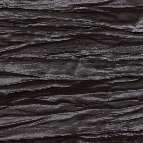 Black Crinkle Swatch