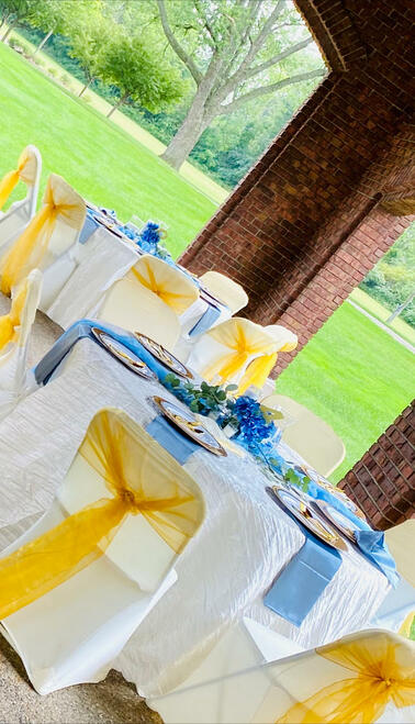 ivory wedding tablecloths