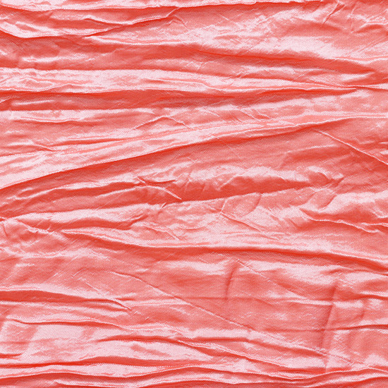 Coral Crinkle Swatch