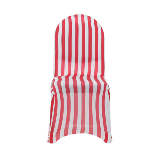 red and white spandex chair covers wholesale