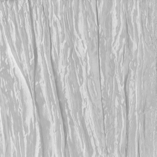 White Crinkle Swatch