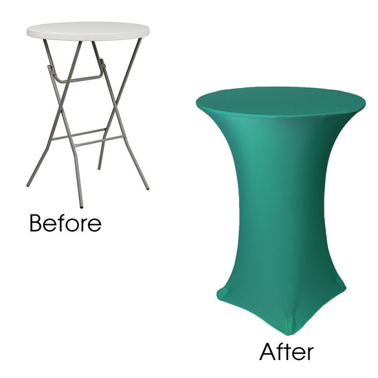 Cocktail Table Covers Before After Wholesale