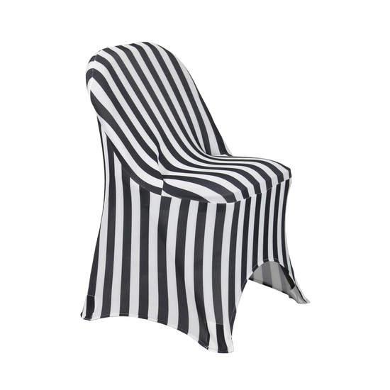 Spandex Folding Chair Covers Red/White