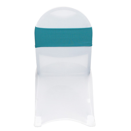 Stretch Spandex Bands Teal