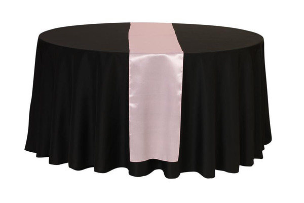 Table Runner Pink