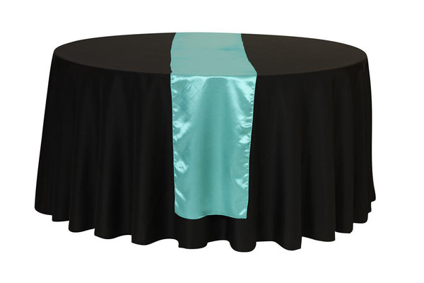 Table Runner Turquoise