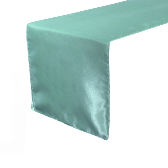 14 x 108 inch Satin Table Runners Tiffany