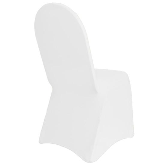Spandex Banquet Chair Covers White