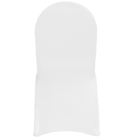Spandex Banquet Chair Covers White For Events