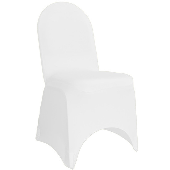 Spandex Banquet Chair Covers White Wholesale