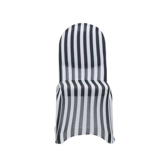 striped chair covers for weddings