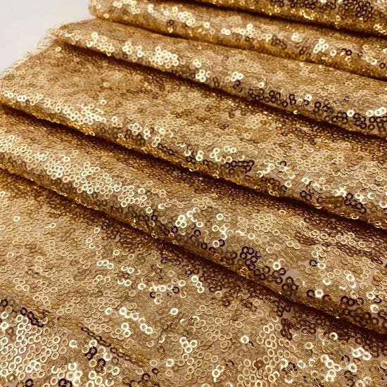 Glitz Sequin Gold Swatch