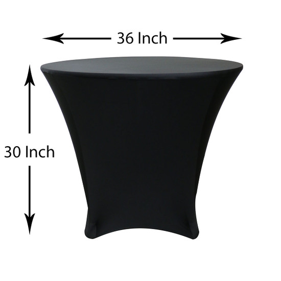 measurements of lowboy cocktail table cover