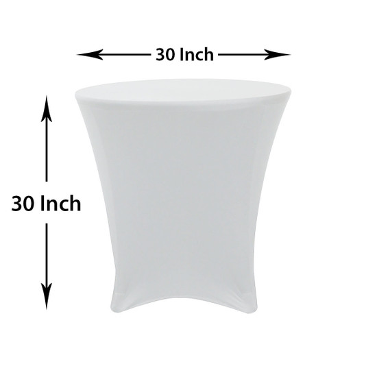 measurements lowboy cocktail table covers white