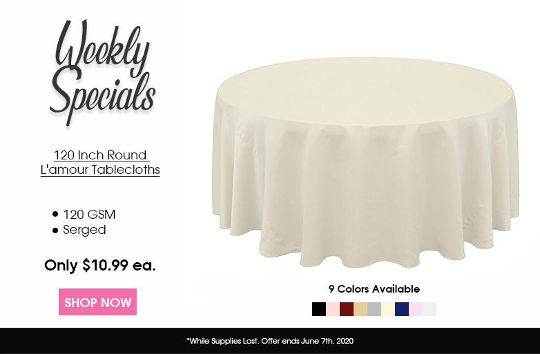 L'amour Tablecloths