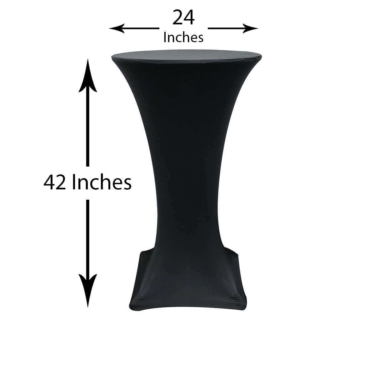 24-inch-highboy-cocktail-spandex-table-covers-black-dimensions.jpg