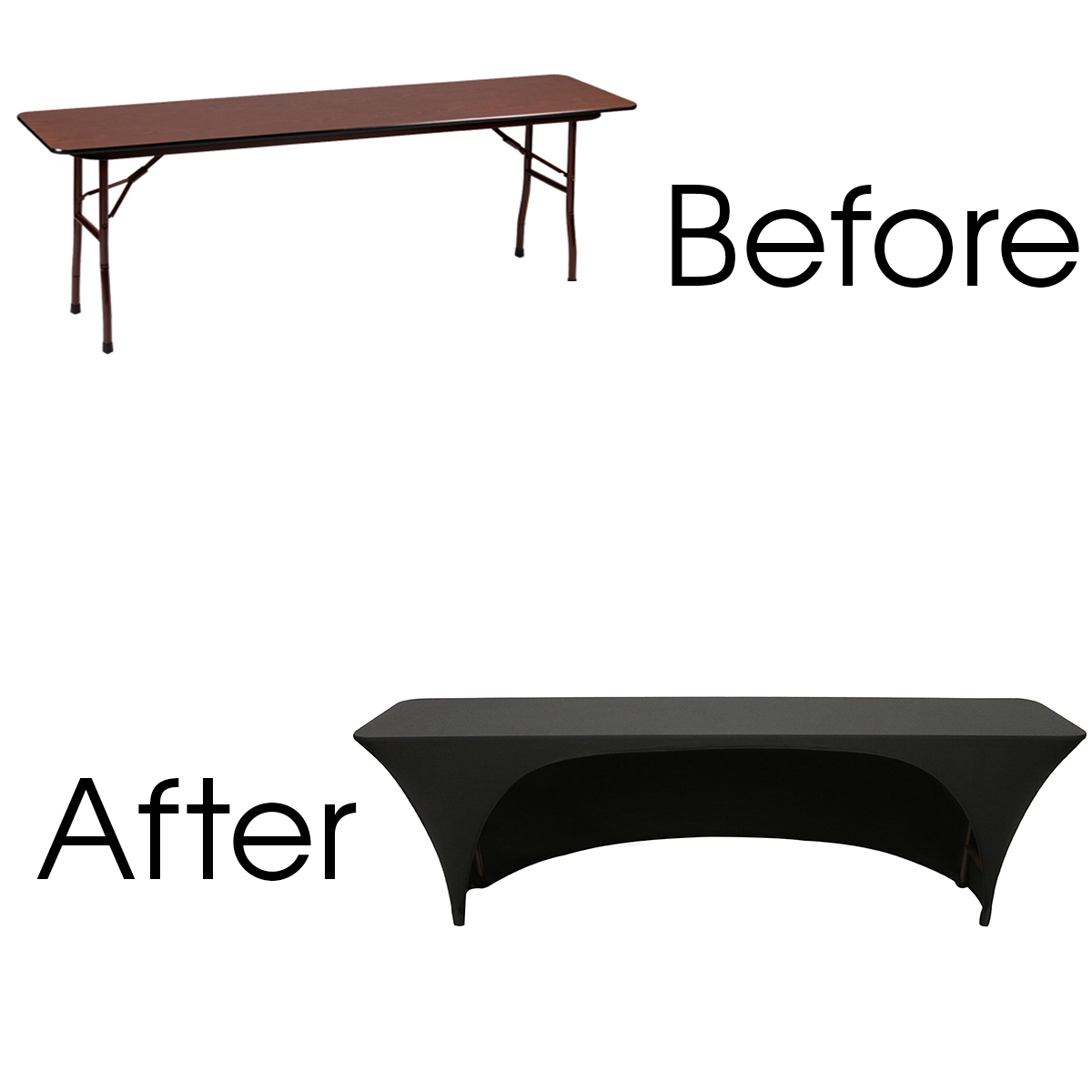 stretch-spandex-8ft-18-inches-open-back-rectangular-table-covers-black-before-after.jpg