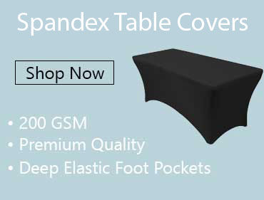 Spandex Table Covers