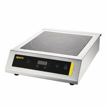 CP799-A Apuro Heavy Duty Induction Cooktop 3kW