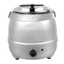 L714-A Apuro Stainless Steel Soup Kettle