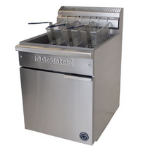 VFG24L Goldstein V Pan Gas Deep Fryer 36 Ltr 3 Baskets
