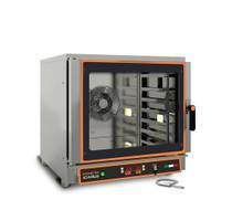 TD-6NE Prometek Icarus Nerone Combi oven 6 tray 3 phase 7.65kw