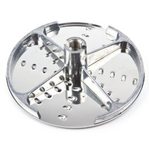 28059 Robot Coupe 5mm Grater Disc fits R502/ R502 VV/ CL50/ CL50 Ultra/ CL52/ CL55 Continuous Feed/ CL60 Continuous Feed & CL50 Gourmet