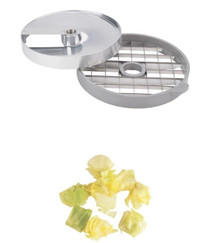 28180 Robot Coupe 50 x 70 x 25mm dicing disc for salad fits R502/ R502 VV/ CL50/ CL50 Ultra/ CL52/ CL55 Pusher Feed-Head/ CL60 Pusher Feed-Head