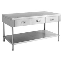 SWBD-6-1500 Workbench with 3 Drawers and Undershelf 1500mm Width