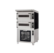 KT4-44MS Stainless Steel Hood with Motor and Speed Regulator