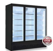 LG-1500BGBMF 1480 Litre Triple Door Supermarket Freezer 1880mm Width