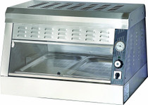 Compact Deaken Commercial Chicken / Food Warmer DKN-GN2