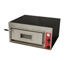 EP-2-1E Black Panther Pizza Deck Oven - 4 x 30cm Pizzas