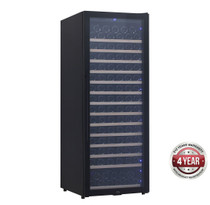 WB-166A Single Zone Large Premium Wine Cooler