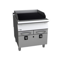 B-G9101 Fagor 900 Series Chargrill 800mm Width