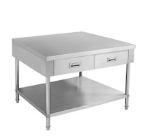 SWBD-7-0900 Work bench with 2 Drawers and Undershelf 900mm Width