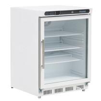 CD086-A Polar C-Series Under Counter Display Fridge White 150Ltr