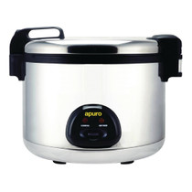 CK698-A Apuro Large Rice Cooker 20Ltr